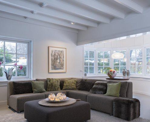 woonkamer, inrichting, keukens, huis, leefbaarheid, bank, livingroom