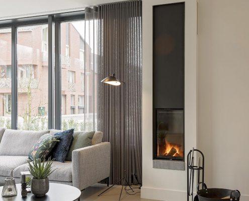 Woonkamer, livingroom, vuur, sfeervol, sfeer, landelijk, rustig, wonen
