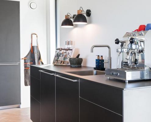 Stadshaege bulthaup keukens strakke moderne keuken